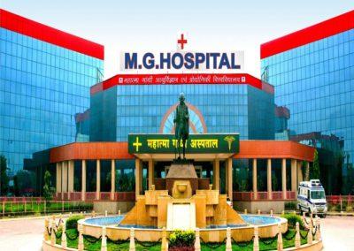 Mahatma Gandhi Hospital, Jaipur