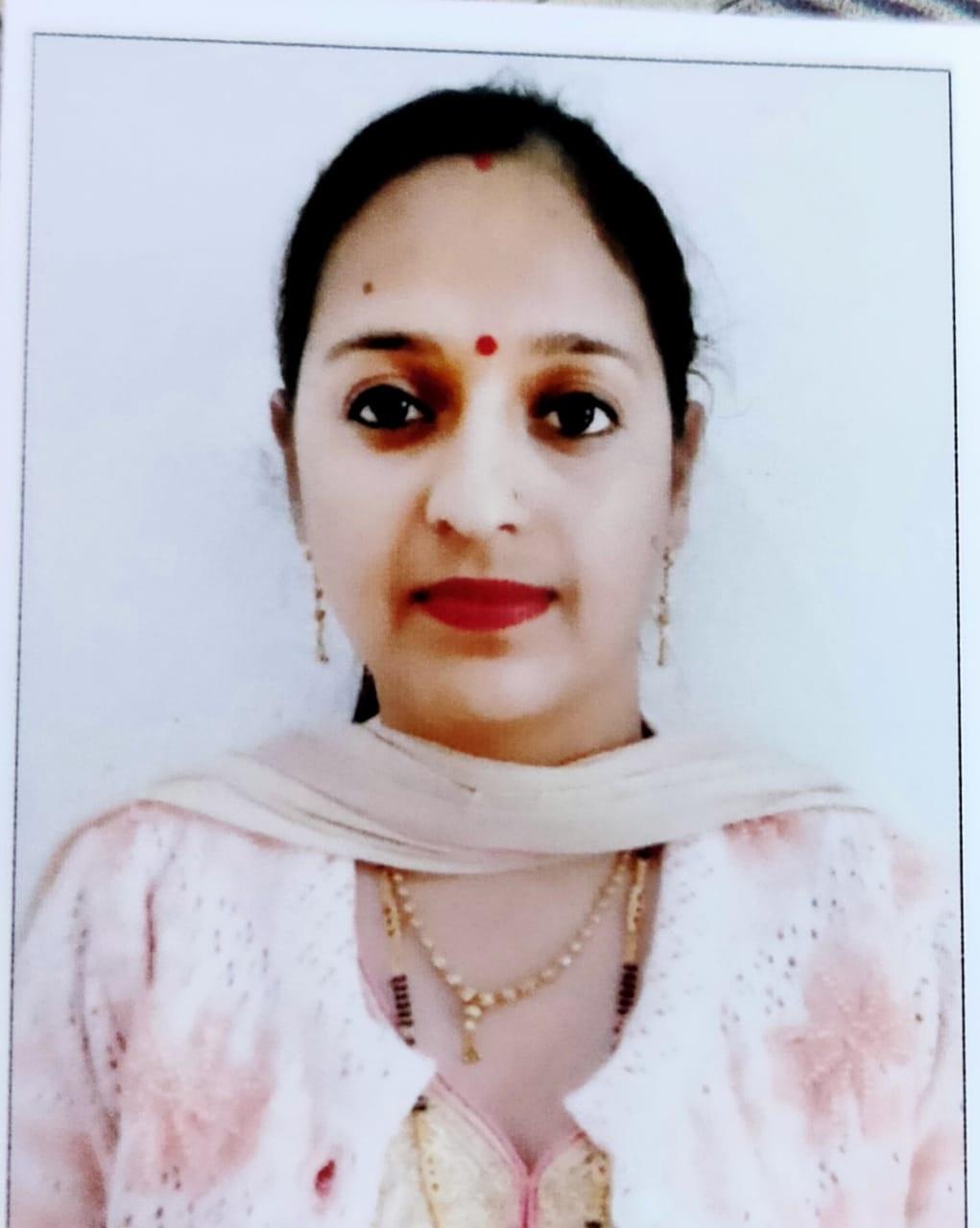 Poonam Kumari